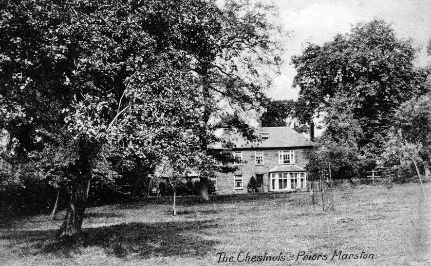 Priors Marston.  Byfield Lane.  The Chestnuts |  IMAGE LOCATION: (Warwickshire County Record Office)