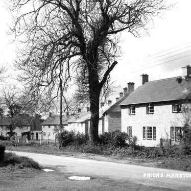 Priors Marston.  Houses