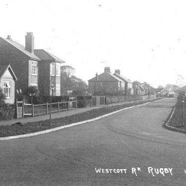 Rugby.  Westcott Road