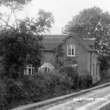 Priors Marston.  Moravian House