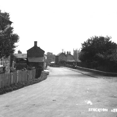 Stockton.  Village view