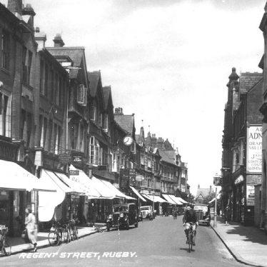 Rugby.  Regent Street