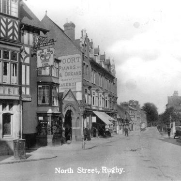 Rugby.  North Street