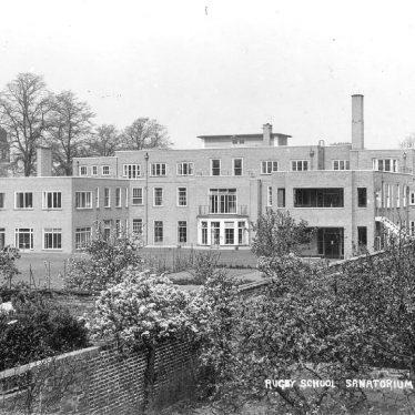 Rugby School.  Sanatorium