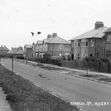 Rugby.  Stanley Road