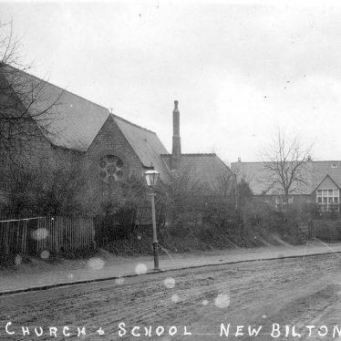 New Bilton.  School
