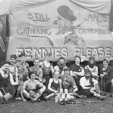 Rugby.  B.T.H. Hospital Rag