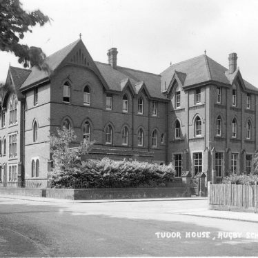 Rugby School.  Tudor House, Rugby