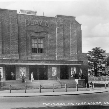 Rugby.  North Street, Plaza Cinema
