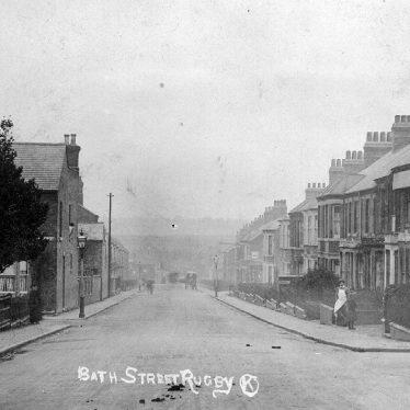 Rugby.  Bath Street