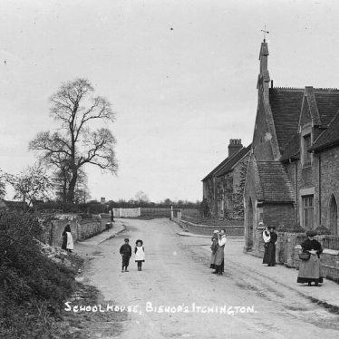 Bishops Itchington.  School House