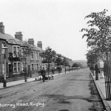 Rugby.  Murray Road