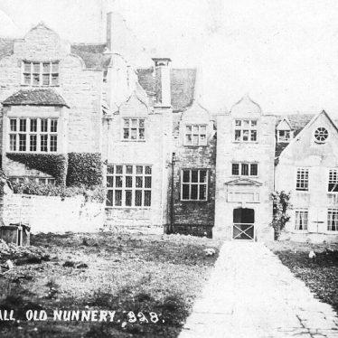 Abbots Salford.  Salford Hall
