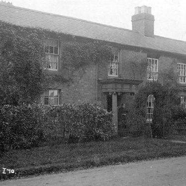 Salford Priors.  Iron Cross