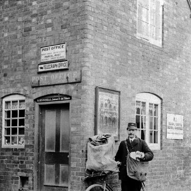 Long Itchington.  Post Office
