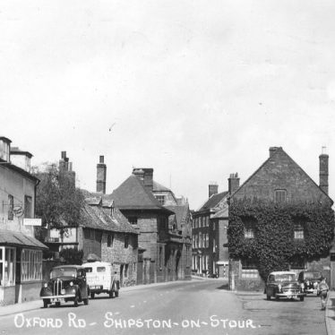 Shipston on Stour.  Oxford Road