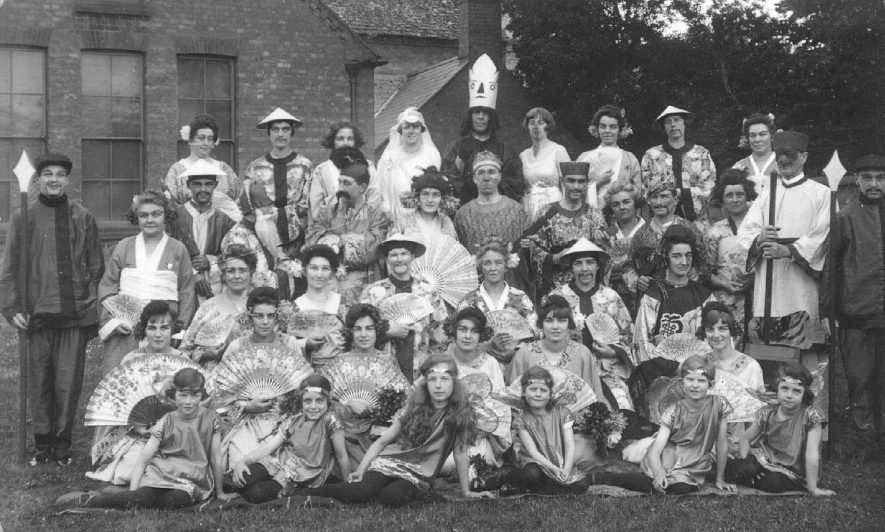Shipston on Stour pageant.  [Probably