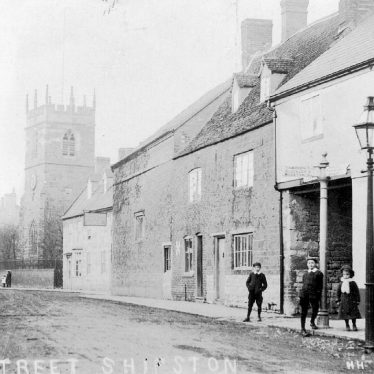 Shipston on Stour.  Church Street