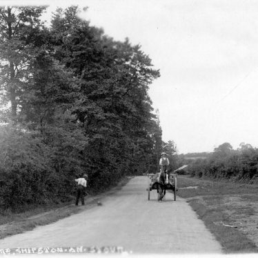 Shipston on Stour.  Campden Road