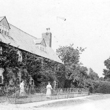 Gaydon.  Gaydon House
