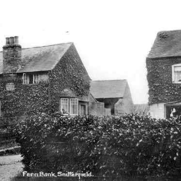 Snitterfield.  Fern Bank