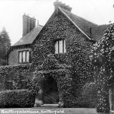 Snitterfield.  Snitterfield House