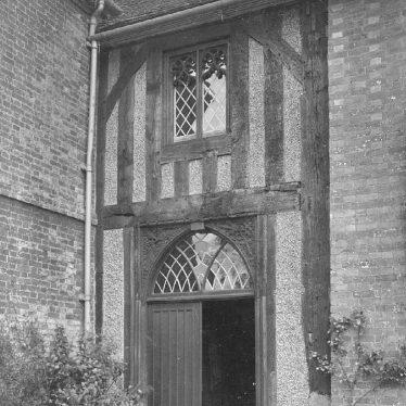 Long Itchington.  Manor House