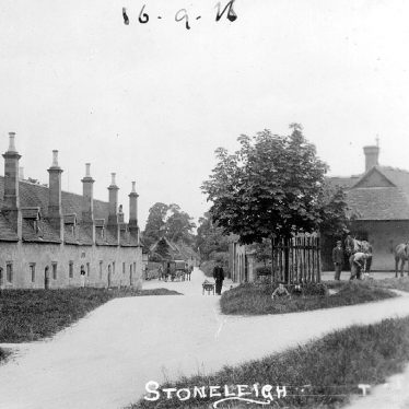 Stoneleigh.  Forge