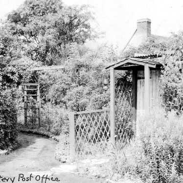 Shottery.  Post Office