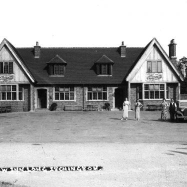 Long Itchington.  New Inn