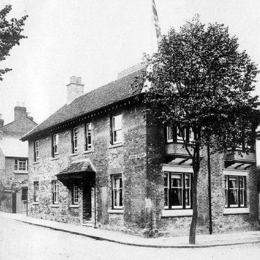 Stratford upon Avon.  John Street/Guild Street