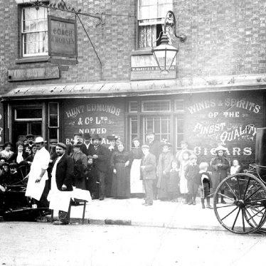 Stratford upon Avon.  Coach & Horses Inn