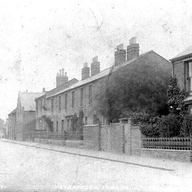 Stratford upon Avon.  Arden Street