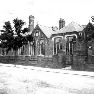 Stratford upon Avon.  Schools