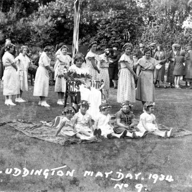 Luddington.  May Day