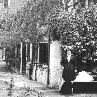 Stratford upon Avon.  Church Street, Whitfield Pension