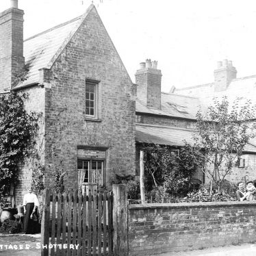 Shottery.  Stable cottages