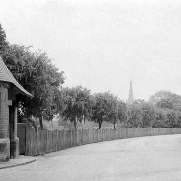 Stratford upon Avon.  Waterside