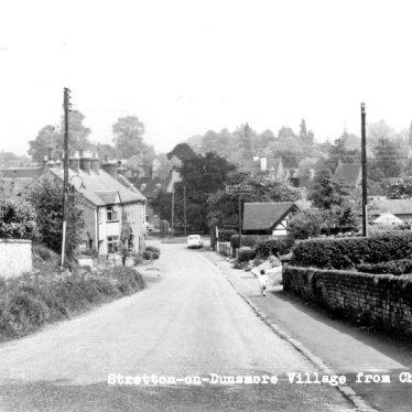 Stretton on Dunsmore.  Church Hill