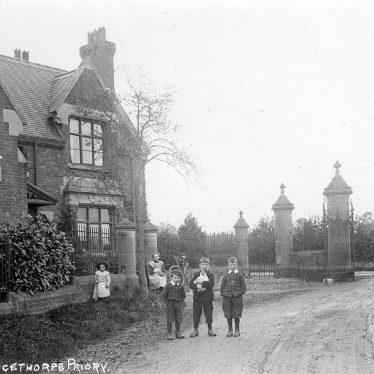 Princethorpe.  Priory Lodge