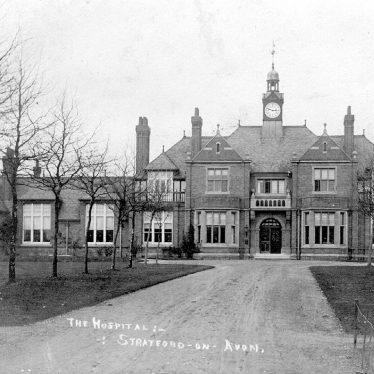 Stratford upon Avon.  Hospital