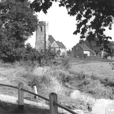 Long Itchington.  Church