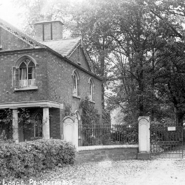 Princethorpe.  Priory Lodge