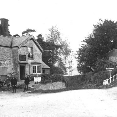 Princethorpe.  Three Horse Shoes Inn