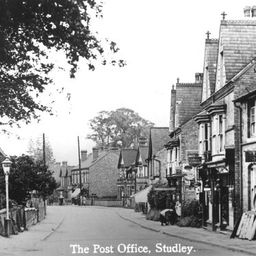 Studley.  Post Office