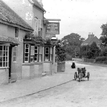 Coleshill.  George & Dragon Inn