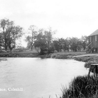 Coleshill.  Bathing Place