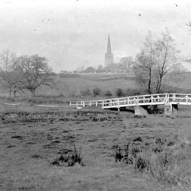 Coleshill.  Cuttle Bridge
