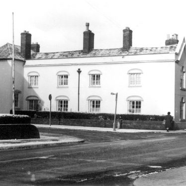 Coleshill.  High Street and Sumner Road