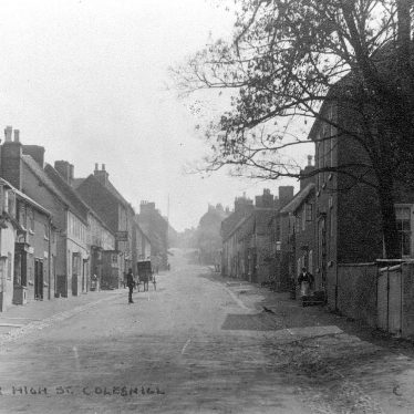 Coleshill.  Lower High Street